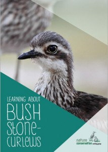 Cover of Learning about Bush Stone-curlews schools resource